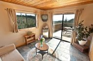 Juan De Fuca Suite Accommodation - Sitting Room View