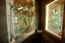 Kanata Suite Accommodation - Shower Interior